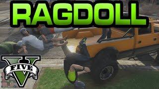 GTA Online - Ragdoll Game