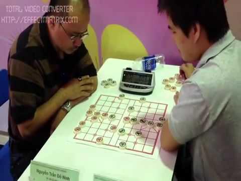 Trận chung kết cờ tướng A1 2013 - Ván cờ nhanh