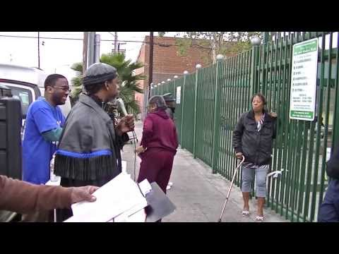 PRIEST THAAHWAM SECOND COMING OF HA MASHAYACH YAHAWASHI IN SKID ROW PART 3(3)