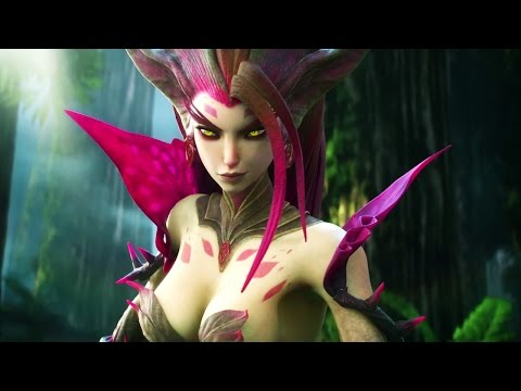 LEAGUE OF LEGENDS Nouvelle Cinématique [Making-Of]