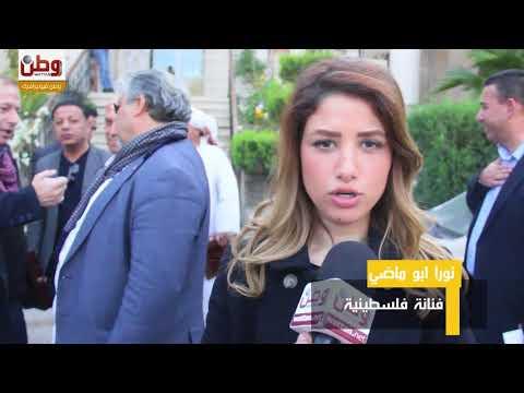 شمس العروبة تسطع في فلسطين