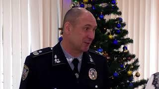 Ректор ХНУВС Валерій Сокуренко привітав колектив з Новим роком та Різдвом Христовим