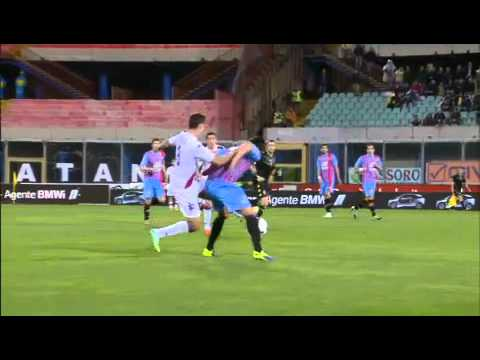 Catania Cagliari 1-1 2014 Sintesi-Highlights .mp4
