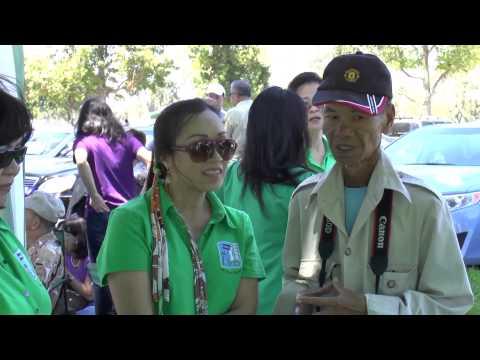 Trại Hè Thân Hữu Các Trường Trung Học Việt Nam Cộng Hòa 2014 /P2