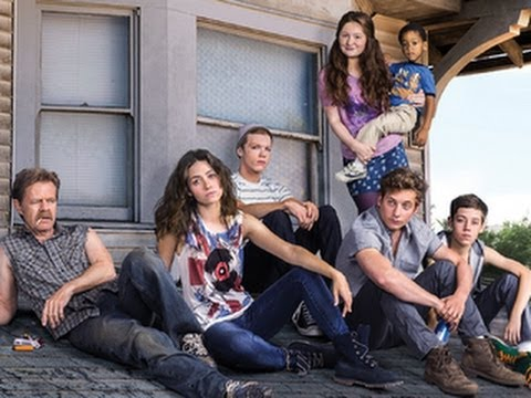 What makes a Gallagher a Gallagher? Emmy Rossum talks about her TV family