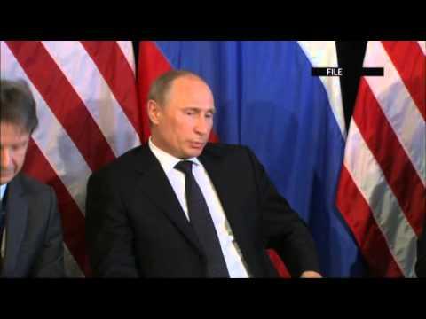 Obama, Merkel Vow Unity on Sanctions