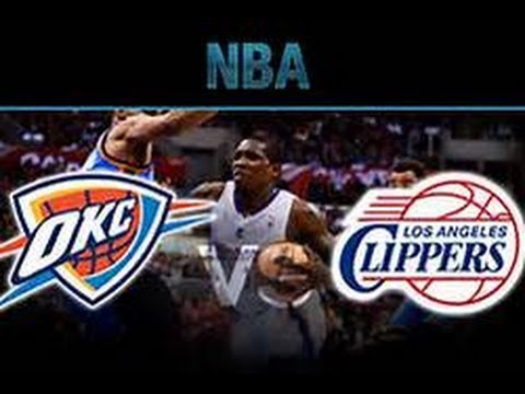 Los Angeles Clippers vs Oklahoma City Thunder