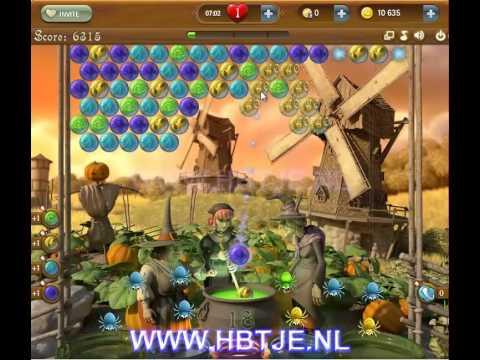 Bubble Witch Saga level 16