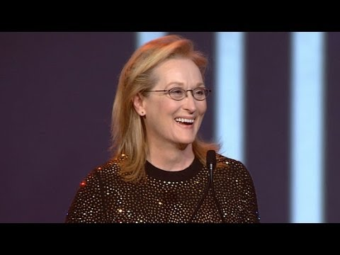"Meryl Streep: I Feel More Like an ""I Can't"" Than an ""Icon"" 