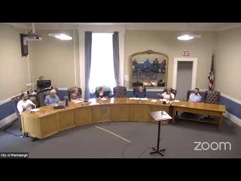 Plattsburgh Public Safety Committee Meeting  7-19-21
