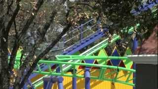 The Joker En Pruebas En Six Flags México HD