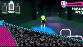 Monster High- Trailer Juego Skultimate Roller Maze (Inglés