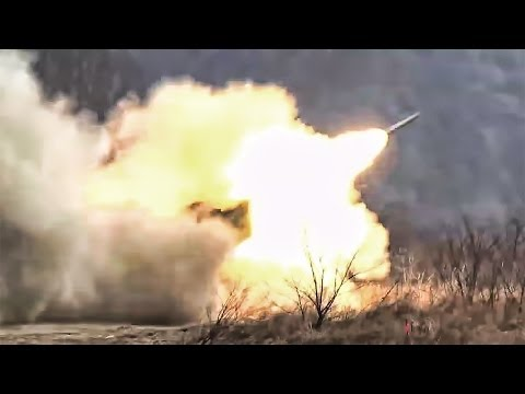 Rocket Launcher - HIMARS Shot