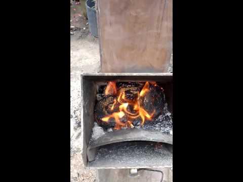 Bếp tiết kiệm nhiên liệu ko cần quạt gió