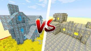 Thử Thách Làm Nhà Quặng Kim Cương Trong Minecraft