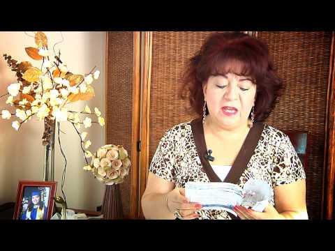 Vida en Él Lunes 09 Septiembre 2013, Pastora Araceli Cesar