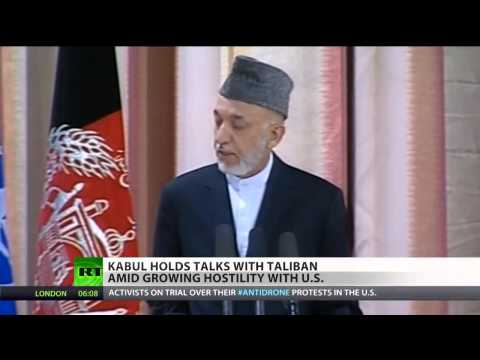 AFGHANISTAN WAR : US / NATO invasion created a new more powerful taliban movement