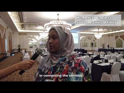 Interview with Ms. Amal Babiker, Sudan on Africa Clean Energy Corridor