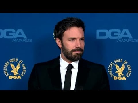 Ben Affleck Responds to Card Counting Accusations