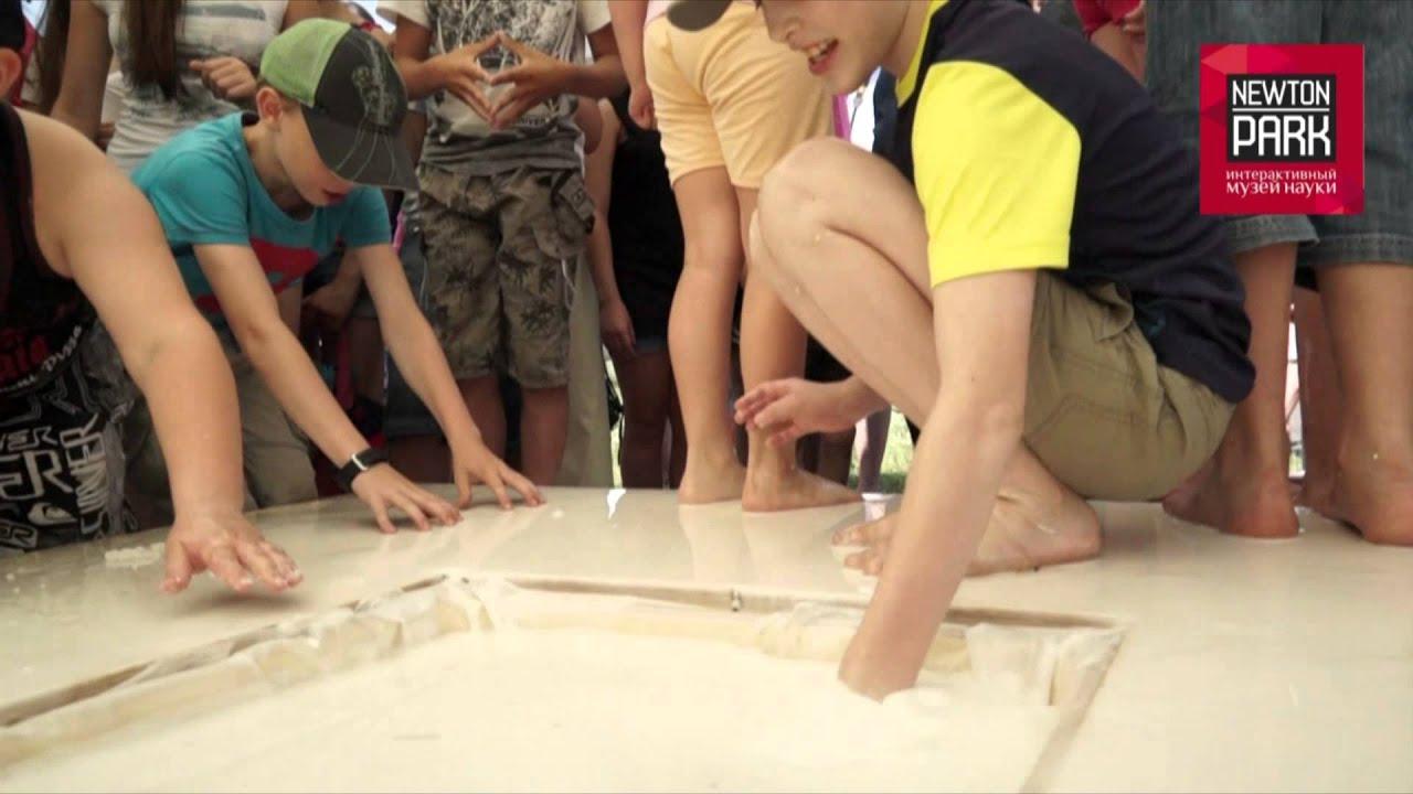 Как сделать магическую грязь из картофеля эксперимент
