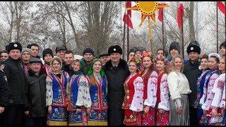 Ректор університету Валерій Сокуренко: «Шануємо українські традиції й долучаємо до цього молодь»