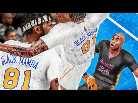 EMBARRASSING KOBE BRYANT DURING 81 POINT TRIBUTE! NBA 2k16 My Career Gameplay Ep. 53