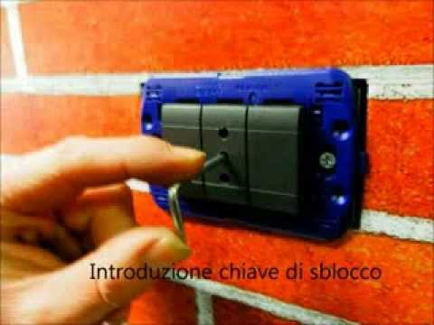 Casseforti Sicurbox - Finte prese elettriche - YouTube