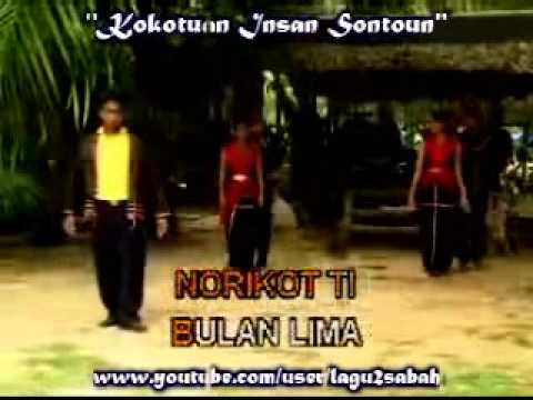 Hockson Anggal - Kokotuan Insan Sontoun (MTV HQ Audio With Lirik)