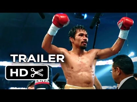 Manny Official Trailer 1 (2014) - Manny Pacquiao Documentary HD