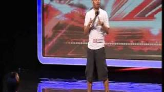 Danyl Johnson Audition Video On X-Factor; Simon Cowell