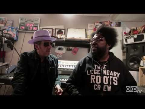 Elvis Costello & Questlove in Conversation Part 2