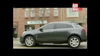 Abgespeckt: Cadillac SRX Crossover videos
