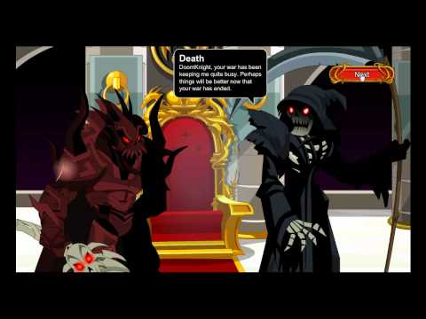 AQW Zombies 2012 Cutscene's Only. (Alteons Death!), A little video of the Epic cutscenes during the 2012 AQW Zombies Event!! Enjoy. =) Visit my channel for other video's on this event!