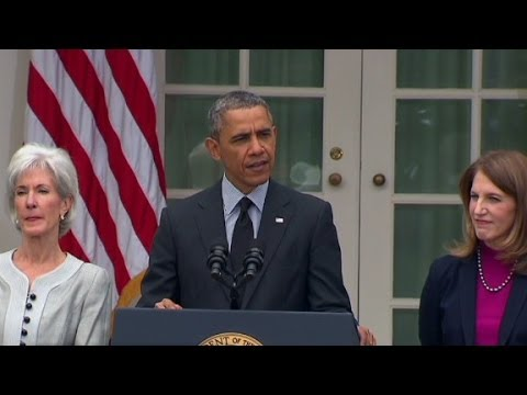 Kathleen Sebelius resigns, Obama announces replacement