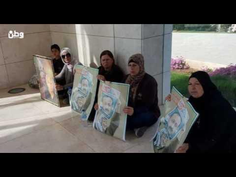 بالصوت ...فدوى البرغوثي لوطن:الاعتصام داخل ضريح الشهيد عرفات رسالة للسلطة لانقاذ الاسرى