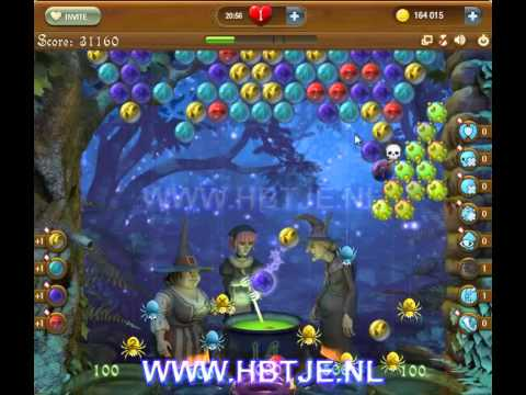 Bubble Witch Saga level 78