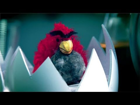 Angry Birds: The Movie (Trailer), Check out http://tinyurl.com/5t28yem for details on the real angry birds movie! Visit http://roosterteeth.com/archive/?id=3040 for hilarious bloopers and beh...