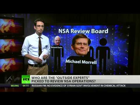 Exposed: The Insider's NSA Review Board