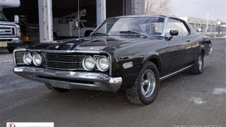 1968 Mercury Montego 302 V8 Coupe