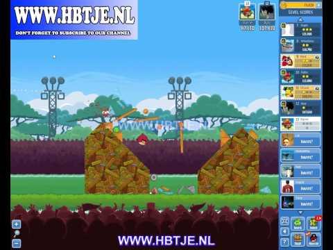 Angry Birds Friends Tournament Level 4 Week 104 (tournament 4) no power-ups