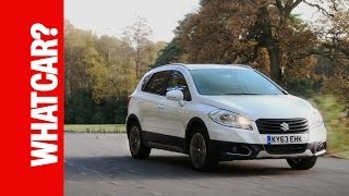 Suzuki SX4 S Cross 2013 Review What Car?