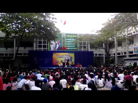 Ảo Thuật . Trường THCS Phạm Văn Chiêu . Quận Gò Vấp