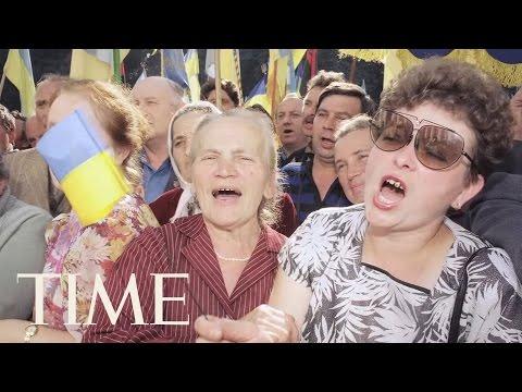 Timeline: Crisis in Crimea