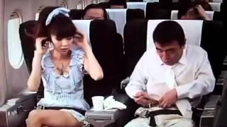 Lần đầu tiên đi máy may – Video hài Nhật