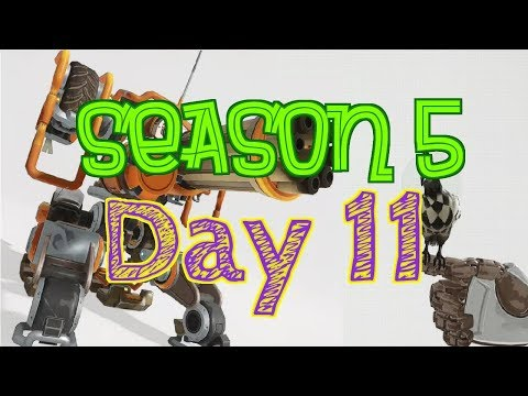 Overwatch Competitive Gameplay (Season 5 Day 11): OVER HYPE Keepo Clap !
