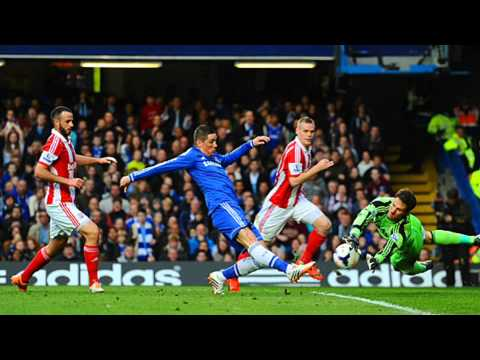 Atletico Madrid - Chelsea London Semifinal Uefa Champions-League Highlights 22.04.2014 Alle Tore