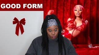 Nicki Minaj - Good Form music video & MAMA  REACTION 