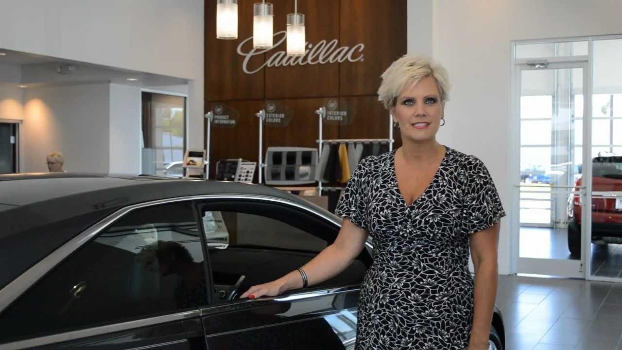 Cadillac CTS Dealer Louisville KY: Sam Swope Cadillac - Marla M