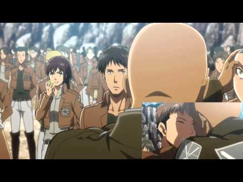 Shingeki No Can-Can, It's sooo funny!!