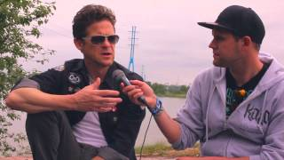 NEWSTED - Jason Newsted - Interview Rock The Beach 2013